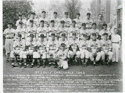 1943 St. Louis Cards