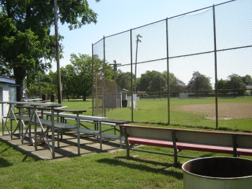 Ball field at St. Mary's Park (3)