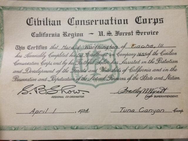 CCC certificiate