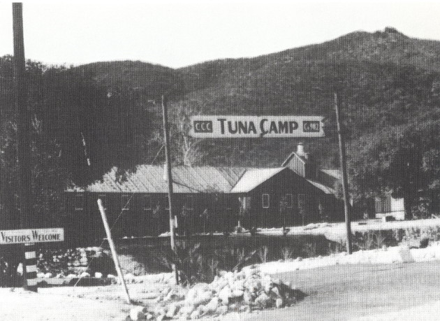 Tuna Canyon CCC camp