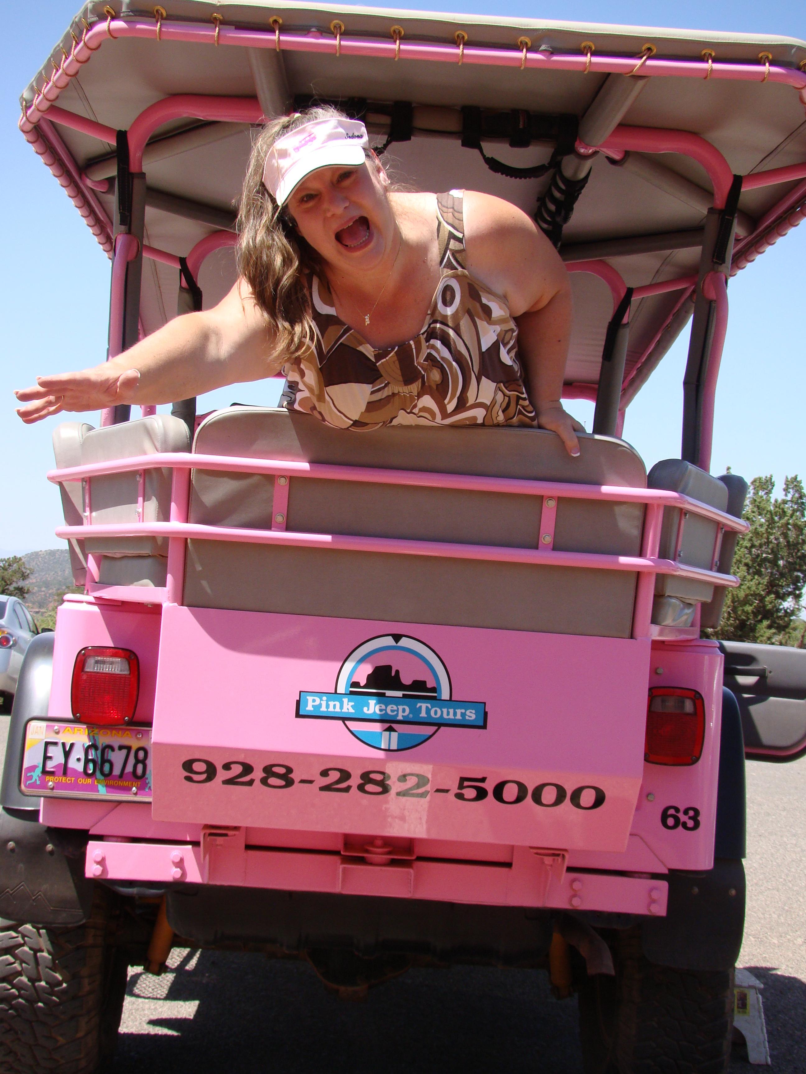Pink Jeep Rim and Broken Arrow Tour 151